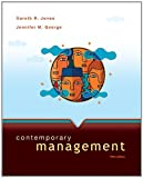 Contemporary Management, Gareth Jones, Jennifer George, 0073530220