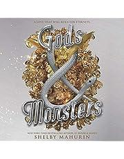 Gods & Monsters: Serpent & Dove, Book 3