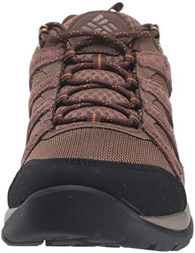 Columbia Men s Redmond V2 Hiking Shoe, Breathable Leather