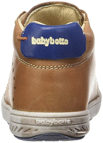 Babybotte Ankara, Zapatillas Altas para Niños marrón (camel)