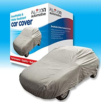 Fiat 500 Breathable Water Resistant Protective Car Cover Amazon Co