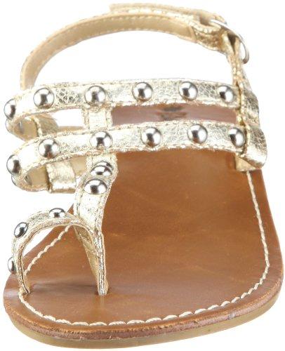 Skechers Gossip Gurlz Tangolilly 86571L BLK - Zuecos para niña Dorado (Gold/GLD)