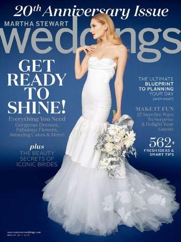 Martha Stewart Weddings Magazine (Winter 2015)