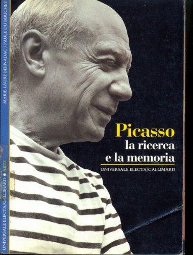 Picasso. La ricerca e la memoria Copertina flessibile – 31 gen 1994 Electa Gallimard 8844500361 PITTURA Saggistica