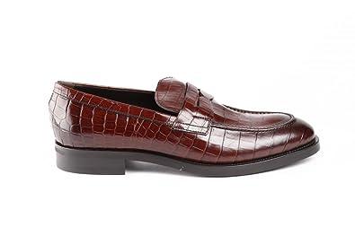 Homme Tom Cuir Ford En D'alligator Chaussures 100Mocassins v8wOmn0N