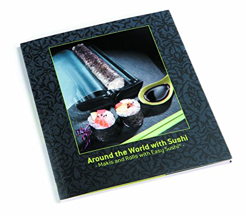 VinoLife Easy Sushi Recipe Book Around the World with Sushi