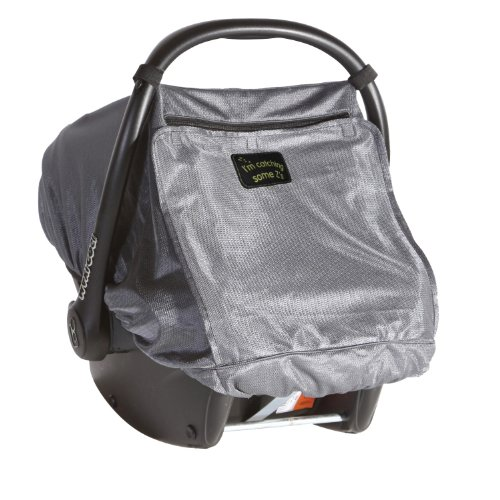 Prince Lionheart Deluxe SnoozeShade for Car Seats and Infant Carriers (Lionheart Shield)