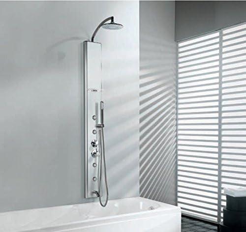 Columna de ducha o de bañera Think 2 Equipee de techo: Amazon.es ...