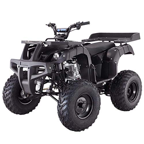 250cc ATV Quad Four Wheelers 250 Utility ATV Full Size ATV Quad Adult ATVs ,Black
