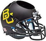 NCAA Baylor Bears Matte Black Helmet Desk Caddy, One Size