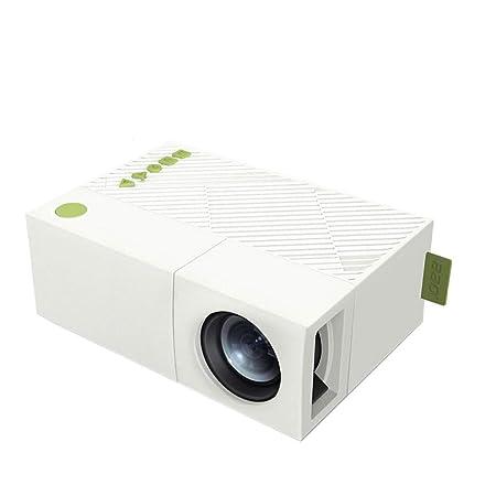 Wangchengtyy Proyector Full HD (1080p) para Cine en casa ...