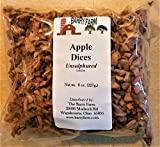 Apple Dices, 8 oz. For Sale