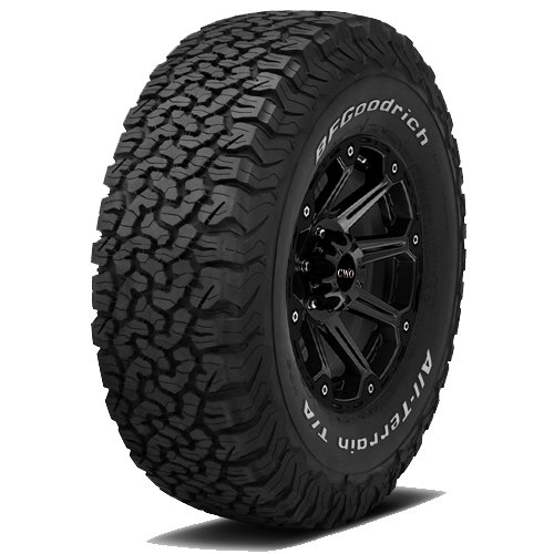Bfgoodrich All Terrain Ta Ko2 Price >> BFGoodrich All-Terrain T/A KO2 Radial Tire - 265/70R18 124R - Import It All
