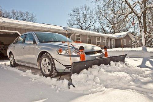 Nordic Auto Plow NAP101 Personal Snowplow