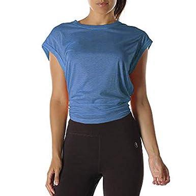Yezijin_Womens Wear YEZIJIN Camisetas de Entrenamiento para ...