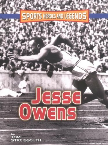 Jesse Owens (SPORTS HEROES AND LEGENDS)
