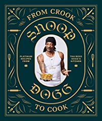Looking for cookbooks with a little more personality? Welcome to tha Boss Dogg's Kitchen.The first cookbook and recipe book from Tha Dogg, From Crook to Cook: Platinum Recipes from Tha Boss Dogg's Kitchen. You've seen Snoop Dogg work his culi...