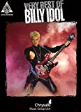 Very Best of Billy Idol: For Guitar TAB (Guitar Recorded Versions)
