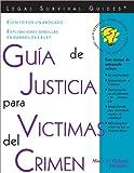 Guia de Justicia para Victimas del Crimen, Mary L. Boland, 1572481870