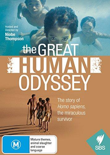 - The Great Human Odyssey   Documentary   NON-USA Format   PAL   Region 4 Import - Australia