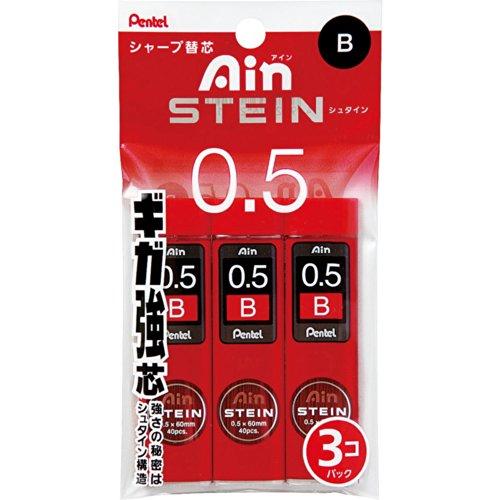 Pentel Stein Mechanical Pencil XC275B 3P