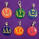 xi gamma omega - Alpha Sigma Alpha, Alpha Sigma Tau, Alpha Xi Delta, Delta Delta Delta, Chi Omega, Delta Gamma Charms