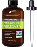 Pure Body Naturals Nail Polish Remover, 4 oz