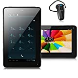 inDigi® 7'' Android 4.2 JB Tablet Smart Phone Free Bluetooth Google Play Store US Seller