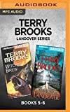 Terry Brooks Landover Series: Books 5-6: Witches' Brew & A Princess of Landover