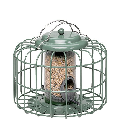 - The Nuttery NT056 Round Seed Feeder, Mini