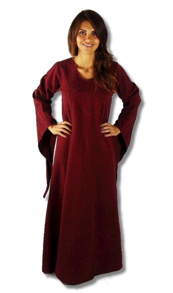 Leonardo Carbone Mittelalter Marktkleid - Damen Mittelalterkleid Mariana L rot B00FAPOULA Kostüme für Erwachsene Neueste Technologie     | Verkauf