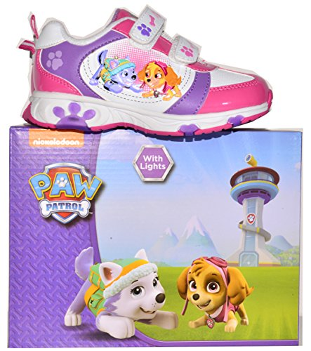 DISNEY Paw Patrol Light Up Athletic shoe