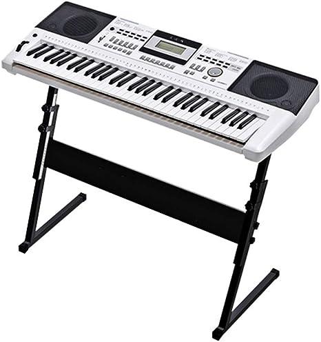 ZTT Electronic Piano, 61-Key Resistencia estándar del Teclado ...