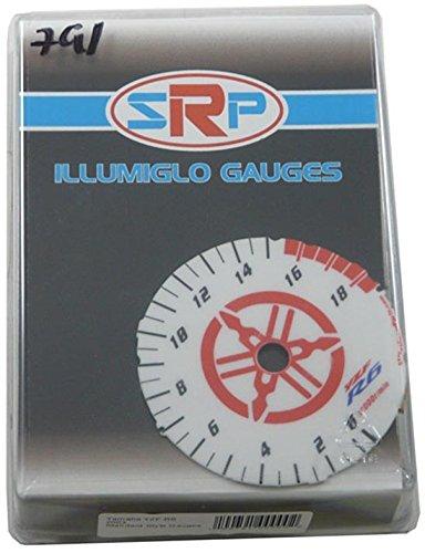(Street Racer Parts SRP0791 Standard Style Illumiglo Gauge)