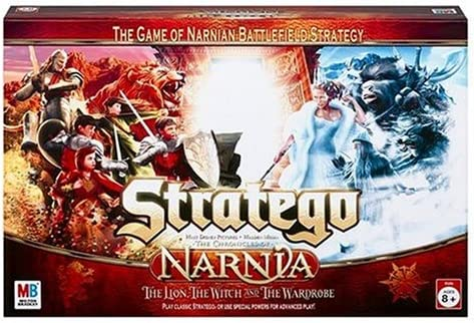 Hasbro Stratego - Chronicles of Narnia by: Amazon.es: Juguetes y juegos