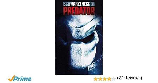 Predator [Francia] [DVD]: Amazon.es: Arnold Schwarzenegger, Carl Weathers, Elpidia Carrillo, Bill Duke, Jesse Ventura, Sonny Landham, Richard Chaves, ...