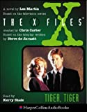 Front cover for the book Tiger, Tiger by Les Martin