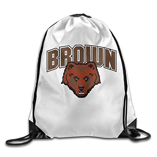 Carina Brown University Bear Fancy Tote