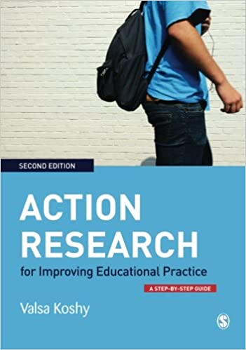 Book Action Research for Improving Educational Practice: A Step-by-Step Guide