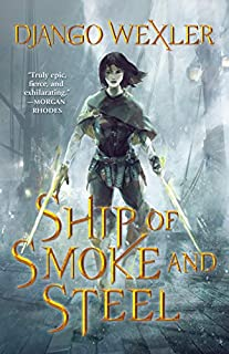 Book Cover: Ship of Smoke and Steel
