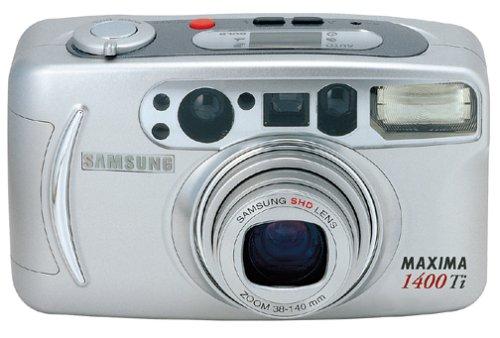 Samsung MAXIMA 1400 Ti Super QD 35mm Camera Samsung Dcs Card
