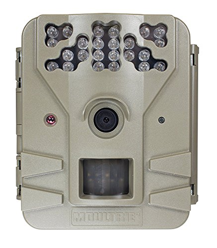 Moultrie Game Spy 2 Plus Game Camera (2017) | 9 MP | 1.0 s Trigger Speed | 50 Feet Flash | 50 Feet Detection
