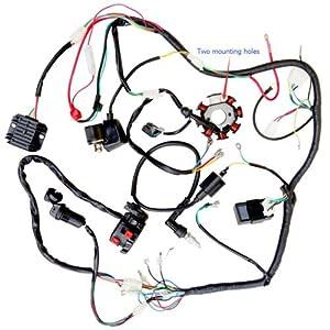 Amazon  200CC 250CC ATV QUAD FULL ELECTRICS CDI COIL