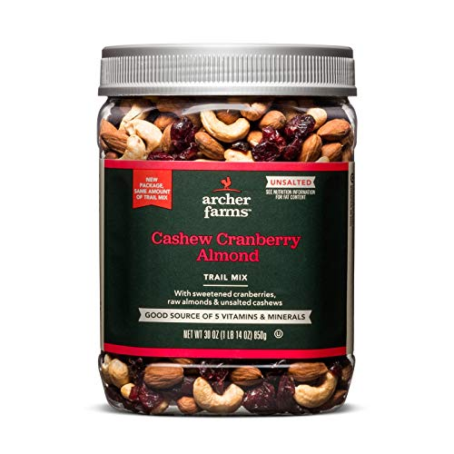 Archer Farms Cashew Cranberry & Almond Trail Mix 30 ()