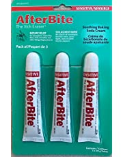 3-Pack After Bite The Itch Eraser for Insect Bites (3 x 20g Tubes)