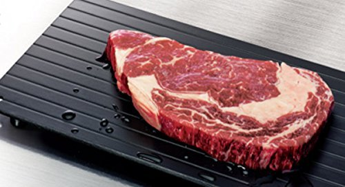 Neo Super Defrosting Tray - The Safest Way to Defrost Meat or Frozen Food Quickly (1) (The Best Way To Defrost Meat)