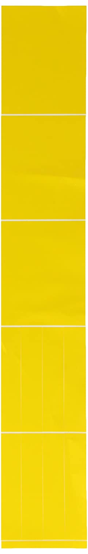 B-946 Brady 7025-3C Self-Sticking Vinyl Pipe Marker Blank 2 1//4 Height X 2 3//4 Width Yellow Pressure Sensitive Vinyl Legend