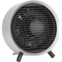 Insignia - Portable Wire Heater - Black/Gray