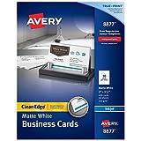 Printable Business Cards, Inkjet Printers, 400