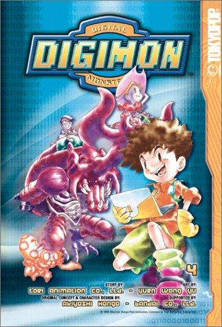Digimon 4 (Manga Digimon)